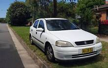 2004 Holden Astra Hatchback - Quick Sale! Maroubra Eastern Suburbs Preview