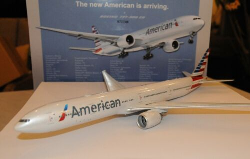 Inflight 200 American Airlines B777-300