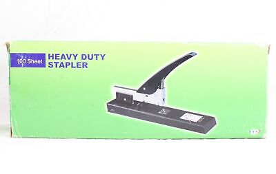 Heavy Duty 100 Sheet Stapler Walmart Brand New Damaged Box