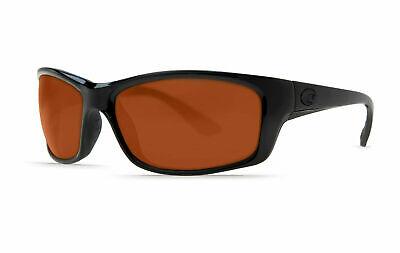 NEW Costa Del Mar Jose JO01OCP 580P Polarized Copper Blackout Sunglasses (Mens Costa Sunglasses On Sale)