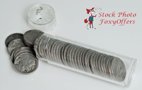 Buffalo Nickel – Mixed Roll - No Date