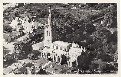 OAKHAM (Rutland) : All Saints' Church,Oakham -aerial view -RP-AEROFILMS