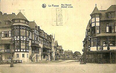 CPA - Belgique -  De Panne - La Panne - Rue Bonzel