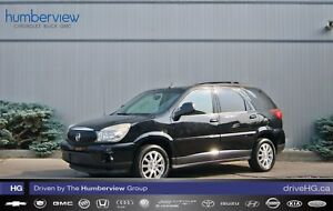 2007 Buick Rendezvous CX Plus LOW KM|LEATHER|ALLOYS