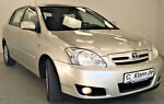 Toyota Corolla 1.6 110 PS Sol  Compact Automatik 1.Hand