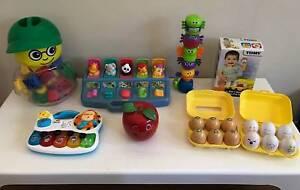 Toy Bundle Lego Primo Pop Up Activity Tomy Egg Sets X2 Lamaze