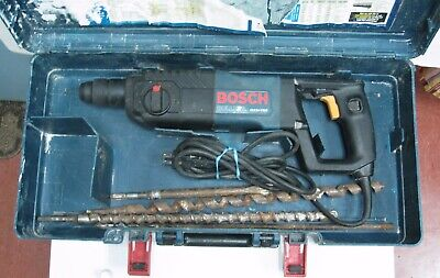 Bosch 11224vsr Bulldog Sds Hammer Drill W Case And Bits Free Ship