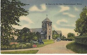 1939 kennebunkport maine st anns by the sea episcopal
