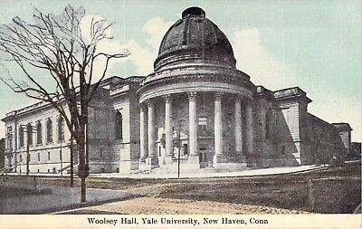 Woolsey Hall, Yale University, New Haven, Conn
