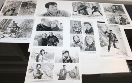 cliffhanger Sylvester Stallone  PRESS KIT PHOTOS