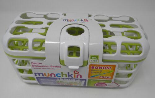 Munchkin Deluxe Dishwasher Basket with Bonus Spoon