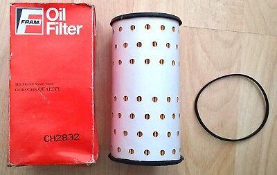 Genuine Fram CH2832 Oil Filter OEM Quality