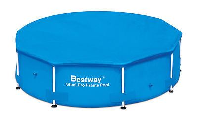 Pool Debris Cover - Bestway 10' Frame Pool Debris Cover for Above Ground Metal Frame Swimming Pools