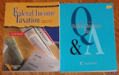 Federal Income Tax Study Aid Set