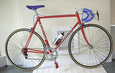 Mercier Road bike  late 70s vintage.. Mavic SSC Ofmega Modolo Look 55cms.  *