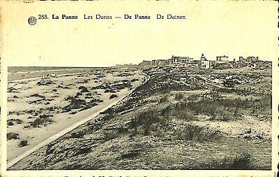 CPA - Belgique - De Panne - La Panne - Les Dunes
