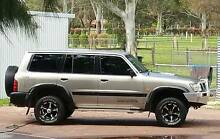 1999 Nissan Patrol Wagon Darling Downs Serpentine Area Preview