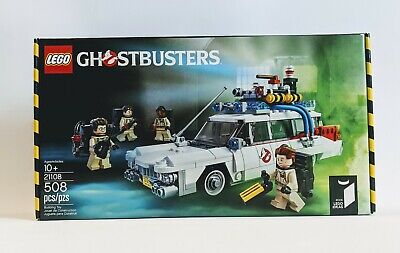 LEGO 21108 Ghostbusters Ecto-1 - RETIRED - BRAND NEW SEALED