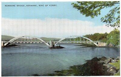 KENMARE BRIDGE KENMARE RING OF KERRY IRELAND  ETW DENNIS POSTCARD No. R.0812