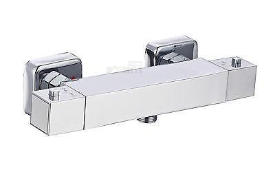 Brausethermostat Duschthermostat Mischbatterie Duscharmatur mit Montageanleitug
