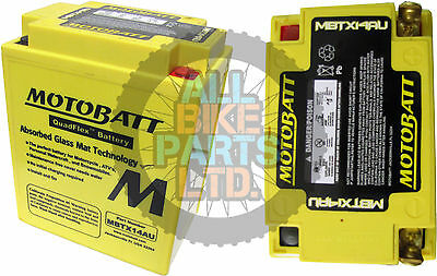 <em>YAMAHA</em> <em>XS 500</em> MOTOBATT BATTERY 1975 1978