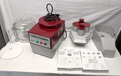 Robot Coupe 3 Qt R2 Commercial Food Processor Rsn Clr