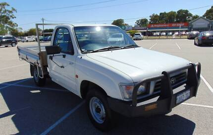 1999 TOYOTA HILUX 3.0L DIESEL MANUAL SN749 Maddington Gosnells Area Preview