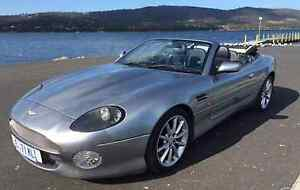 2002 Aston Martin DB7 Convertible Hobart CBD Hobart City Preview