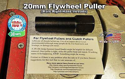 20mm US MADE PULLER @ ROTOR FLYWHEEL HAYABUSA GSX1300R 2008 2009 08 09 11 12 ++