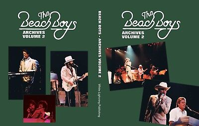 Beach Boys Archives Vol 2 - TPB, Paperback Book, Articles & artifacts -