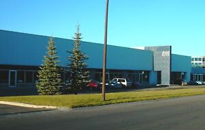 Office/Warehouse Space for Lease in NE Calgary #2+#4
