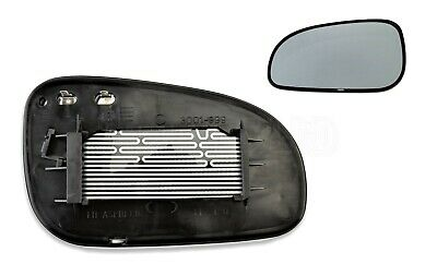 Volvo S60 S80 V70 98-03 Left Side Heated Door Mirror Glass 3001-999/ 9203123 for sale  Canterbury