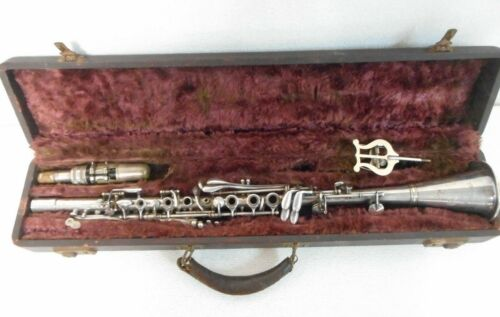 Vintage Gladiator Clarinet
