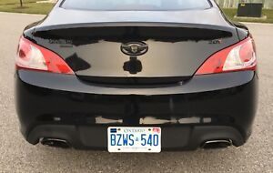 For sale - 2010 Hyundai Genesis Coupe (Private)