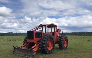 Timberjack Skidder   Find Heavy Equipment Near Me in Canada