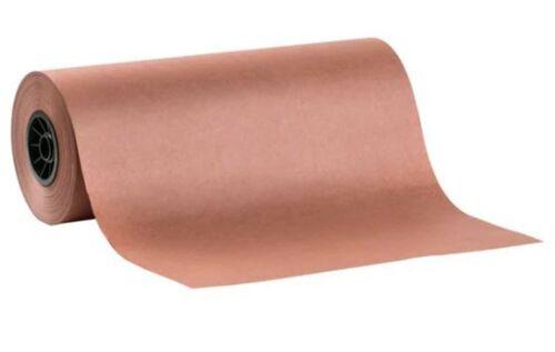 "Peach Butcher Paper Roll Restaurant Kitchen Home Bar Solid 18"" x 700"