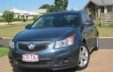 2013 Cruze, 6 speed auto and warranty untill April 2018 Toowoomba 4350 Toowoomba City Preview