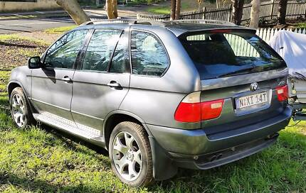 2002 BMW X5 Wagon No Offers below $6000 Normanhurst Hornsby Area Preview