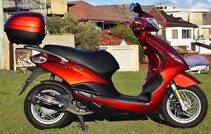 Piaggio scooter in excellent condition North Bondi Eastern Suburbs Preview