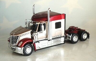 DCP GOLD MAROON INTERNATIONAL LONESTAR MID ROOF CAB ONLY DIECAST 34069 C