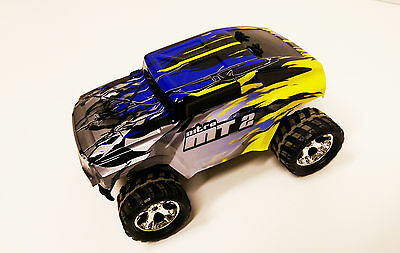 NEW 1/16 NQD 2.4G Remote Control RC Devil Boy NITRO MT2 Baja Buggy Monster Truck