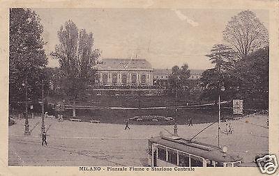 Milano Piazzale Fiume e Stazione centrale f.p.