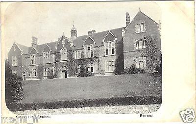A - Exeter - Mädchen High Schule (Mädchen Königreich)