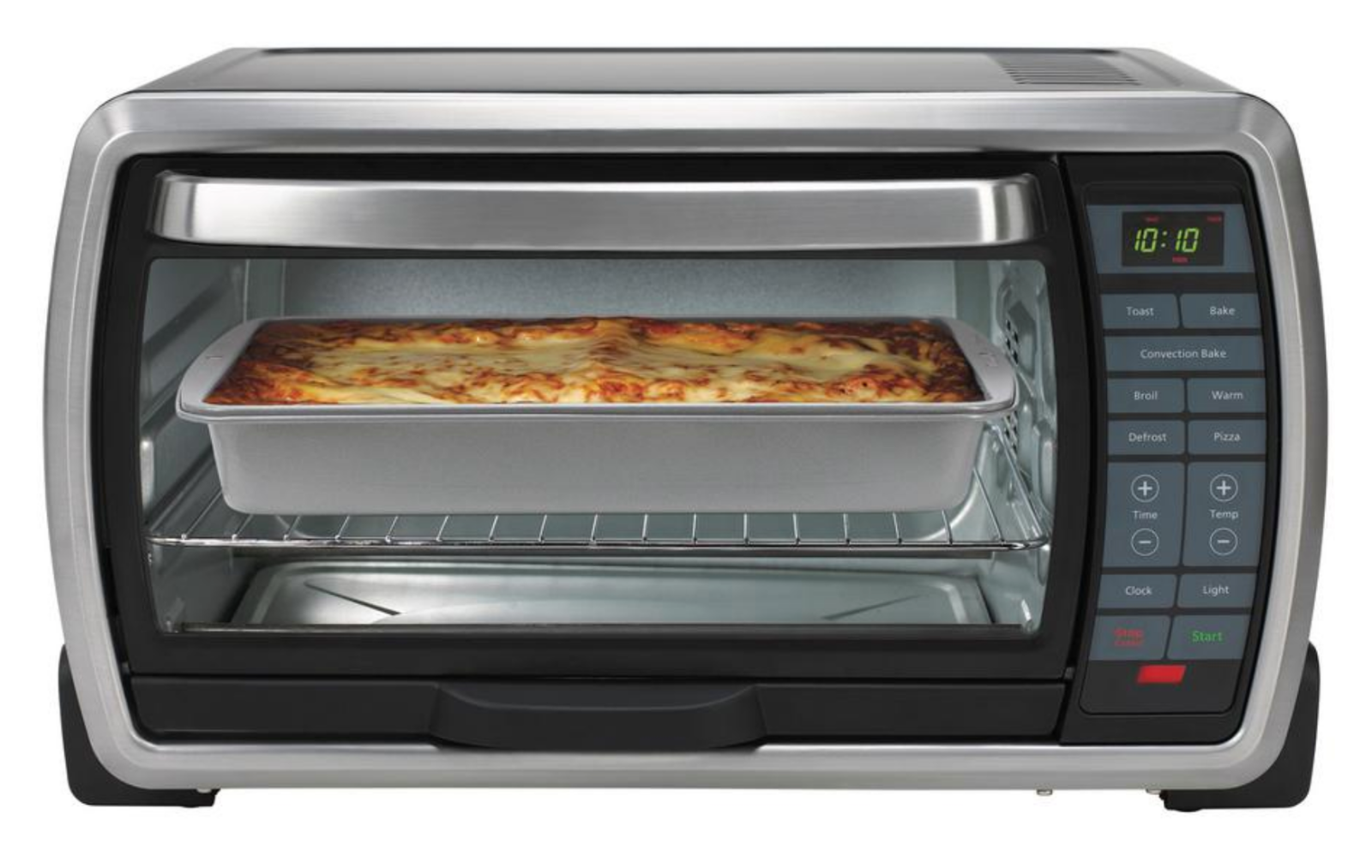 Oster Large Digital Countertop Convection Toaster Oven, 6 Sl