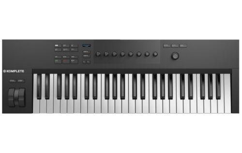 Native Instruments Komplete Kontrol A49 MIDI Keyboard + MASCHINE & KKS Software