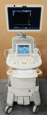 Philips Iu22 Ultrasound Machine With 2 Probes V6-2 And X3-1