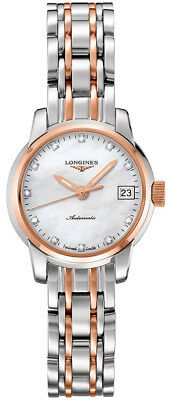 L2.263.5.88.7 | BRAND NEW & AUTHENTIC LONGINES THE SAINT-IMIER WOMEN'S WATCH