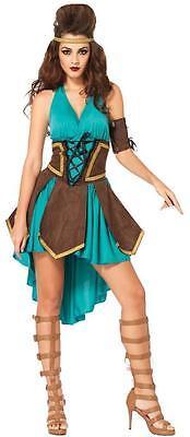 CELTIC WARRIOR PRINCESS ADULT HALLOWEEN COSTUME WOMEN'S SIZE - Celtic Warrior Dress