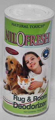 Nilofresh Rug and Room Deodorizer Red Clover Tea Scent 14 oz. (Nilofresh Rug)