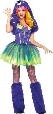 Classy Women Costumes (LEG AVENUE PURPLE POSH MONSTER ADULT COSTUME VARIOUS SIZES BRAND)